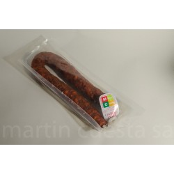 Chorizo extra artesano Martin Cuesta